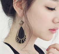 Free Shipping, accessories earring vintage drop shaped earrings