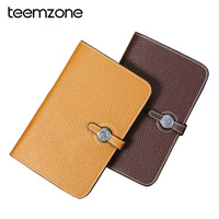 2013 men's wallet large capacity multifunctional cowhide casual lovers day clutch wallet