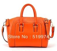 women's handbag 2013 bag fashion bag crocodile pattern shoulder bag cross-body handbag female