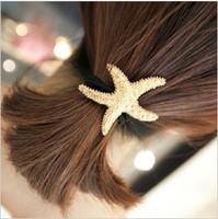 T17  gold fashion headband metal quality hair rope tousheng headband tousheng free shipping (Min order $10 mixed order)