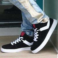 free shipping Flat vintage male shoes sneaker shoes men's men casual shoes 071501