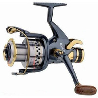 Sw50 reel 9+1 fish wheel spinning wheel metal fishing reel fishing round 1 roll 100 meters fishing line