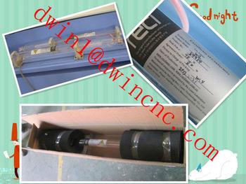 Hot sale &Best price reci co2 laser tube w2 100w