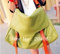 2014 NEW fashion women  handbag shoulder bag large capacity simple handbags BG018