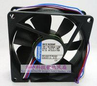 NEW papst 8025 12v 3.0w 8412N/2GHP pwm4 line fan