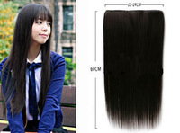 Real hair extension piece one piece long straight hair extension tablets natural hair extension tablets long straight hair