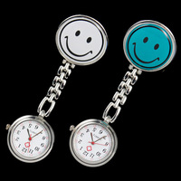 2PCS Simple Design Nurse Portable Pocket Watches Free Shipping