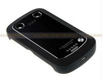 Wholesale 20pcs/lot black 2000mah external backup battery charger case power bank for blackberry 9900 DHL free shipping