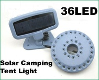 Ufo solar camping light 36led tent light indoor lamp camping light garage lights