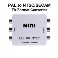 New Arrival! PAL to NTSC/SECAM to PAL/NTSC Video MINI Bi-directional TV Format System Converter