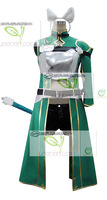 Japan Anime Sword Art Online Sinon Gun Gale Online Cosplay Costume