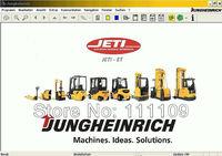 JETI ForkLift ET (Jungheinrich Fork Lifts) v4.27