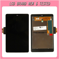 Best price 100% Test Full LCD display+Touch Digitizer Screen for ASUS Google Nexus 7 nexus7 LCD  2012 version gen 1st