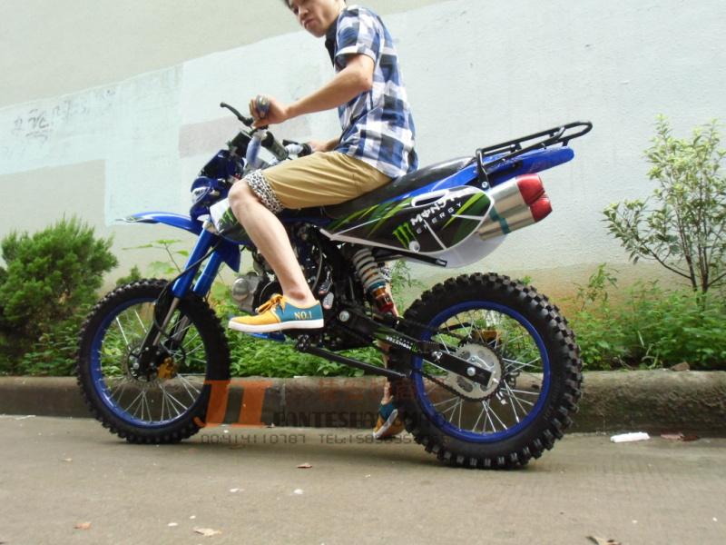 Kawasaki monta juguetes