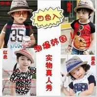 2011 child hat discontinuing strawhat fedoras jazz hat sunbonnet straw braid hat baby hat