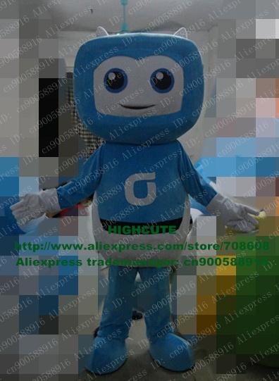 T.V. Mascot Costume Television TV Set Goggle-box Telly Televisor Robot Mascotte No.3868 Free Ship(China (Mainland))