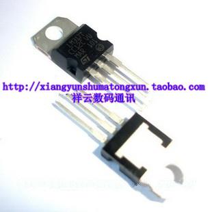 Электронные компоненты 30PCS Lm317t Lm317 trinistor 220 lm317t st to 220