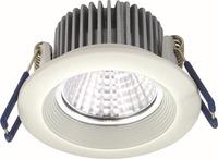 High power high quality 5W Round COB LED downlight  White, Al Economic item free shipping accept