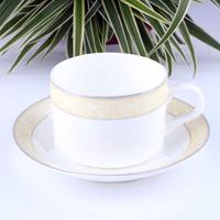 Milk cup ceramic cup bone china coffee cup dish coffee crank spoon
