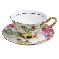 Fashion white coffee cup set mug