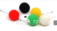 Mini Portable USB 3.5mm Interface Balloon Stereo Speaker Subwoofer Outdoor Small Party for iPhone 4G 4S iPod HTC