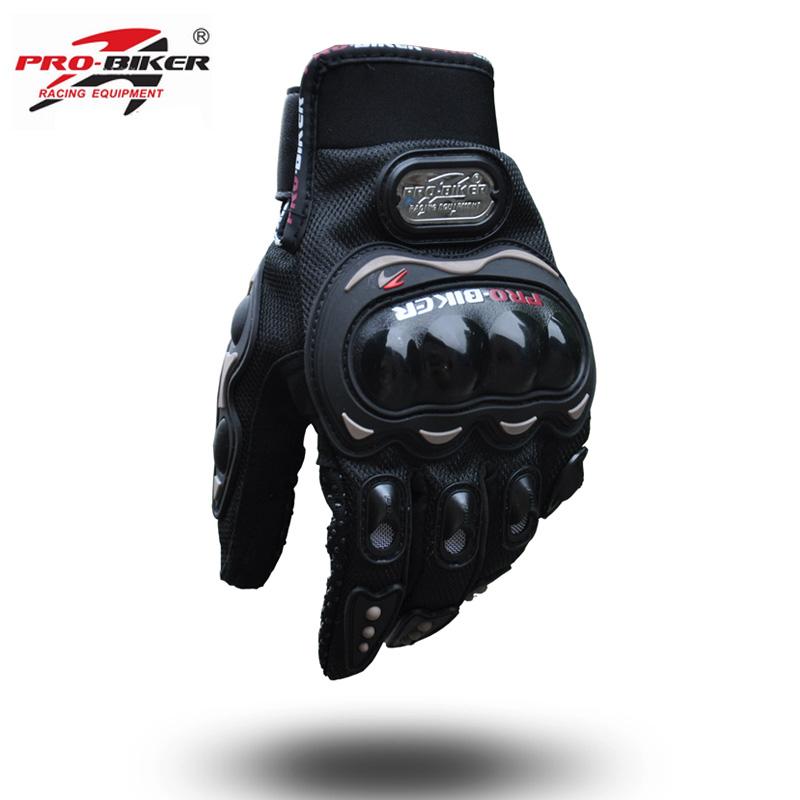 Pro- biker racing handschuhe motorrad Handschuhe voll Finger Sommer motorrad fahren halb- Finger Ritter handschuhe