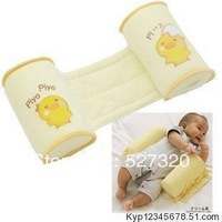 Hot baby pillow infant shape Toddler pillow/correct the flat head/ Safe Cotton anti-roll Sleep Head pillow house Baby shape