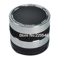 New Portable mini woofer Accnic A6 Wireless Bluetooth speakers support FM TF Card with Volume Control