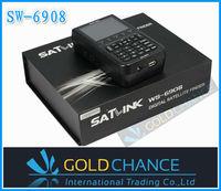 Приемник спутникового телевидения 3 /satlink ws/6906 dvb/s FTA finder WS6906 WS-6906