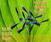 10PCS side brush 3 arms for Navibot SR8730 SR8750 SR8825 SR8849 SR8855 SR8895 SR8980  VC-RL87VR VC-RL87V  Free Shipping