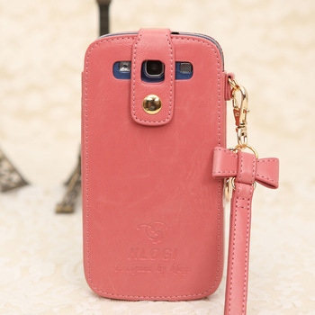 Genuine leather his  for SAMSUNG   i9300 mobile phone case galaxy s3 mobile phone protective case