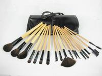 2013 hot 18 pcs pro Goat hair makeup brushes,makeup tools BB makeup freeshipping