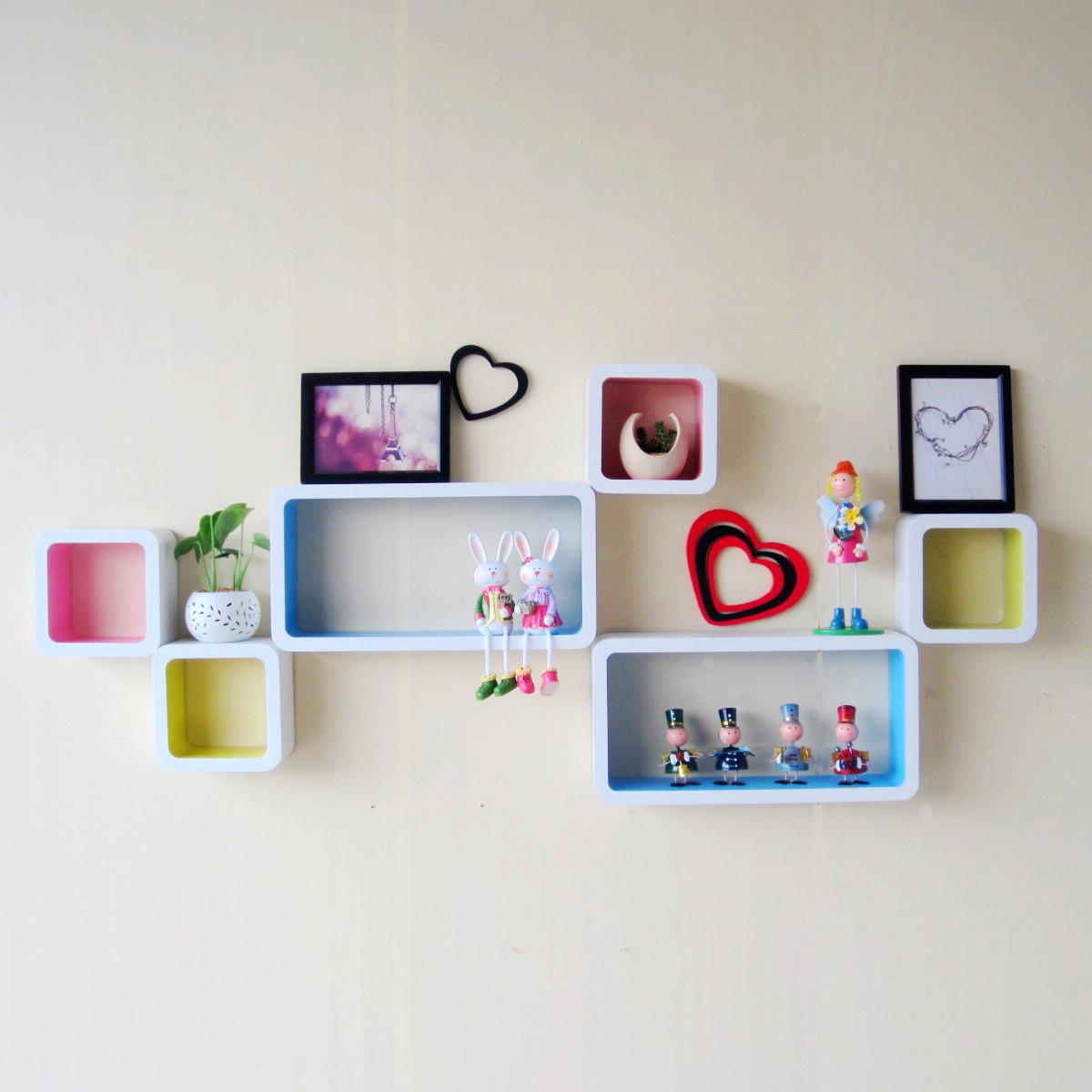 TV Hanging Wall Shelf