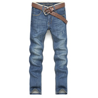 Men's clothing hot-selling 8699 male jeans  free shipping