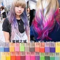 Hair Color Chalk Gradient neon soft pastels crayon hair dye stick haircolouring pen Free shipping