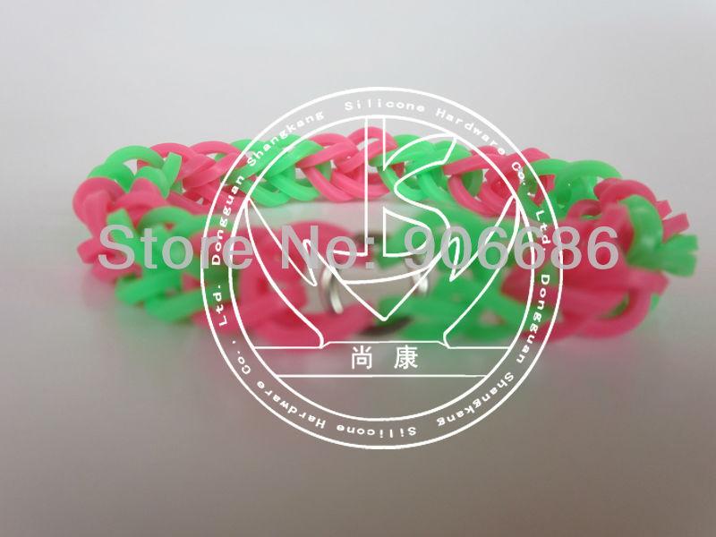 Rubber Band Bracelets Directions