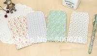 Free Shipping Korean version of the small fresh floral mini envelopes Story  - HYG135