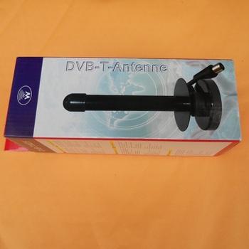 Free Shipping+ Small Wholesale 25dBi DVB-T antenna TV HDTV Digital Freeview Antenna TX07