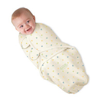 Free Shipping Swaddleme summer organic cotton infant parisarc newborn thin
