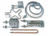 Stainless steel tubular heater for oven heating element