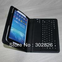 Bluetooth Keyboard Leather Case For Samsung Galaxy Tab 3 P3200 P3210
