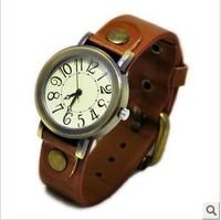 FG-343 Free Shopping Fashion Gift Dress Quartz wholesale antique fashion Deluxe Leather   Wrist Watches