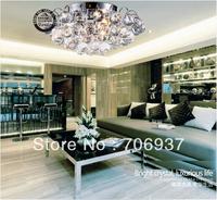 Name Brand 2013 New Arrival Modern Luxury Fashion Drawing Room Bedroom Crystal Ceiling Chandelier Light 40cm Diameter Light