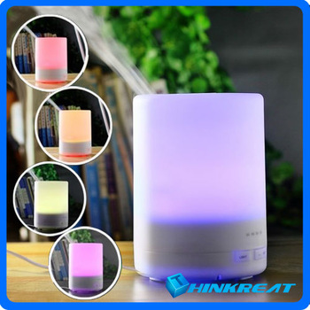 New Color-changing Ultrasonic Ultrasonic Aroma Diffuser 300ml Aromatherapy Air purifier Fragrance Diffuser