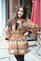 Женская одежда из меха faux