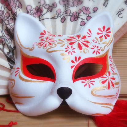 Японские маски для лица своими руками