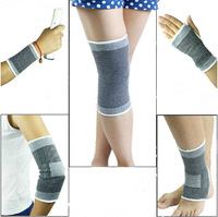 5 pairs/ Set High quality fashion durable Palm Wrist Elbow Knee Ankle guard pad protector protective pads kneepads support