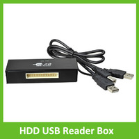 HDD USB Reader Box for CCTV Mobile DVR Car DVR