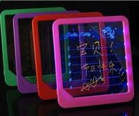Wholesale LED Illuminate Home Message Writing Sign Board Display Light