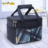 Apollo portable 6 tank milk bag ice pack milk bag lunch box bag lunch bag insulation bag thickening